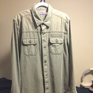 All-Son military Jacket (L) Large